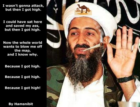 osama bin laden jokes. funny osama bin laden jokes.