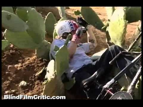 Ryan Dunn crashes Bike into Cactus - Jackass