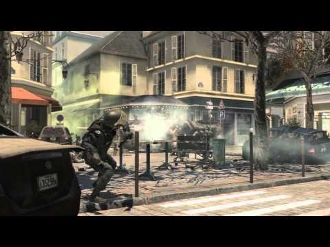Call Of Duty: Modern Warfare 3 Trailer