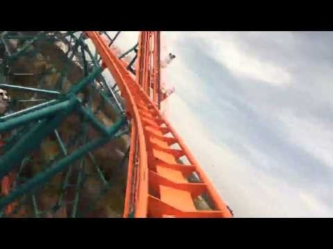 Titan at Six Flags Over Texas HD POV