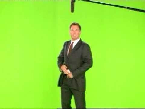 NCIS - Agent DiNozzo Photo Shoot Outtakes