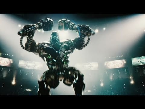 Real Steel Trailer 2011 movie trailer
