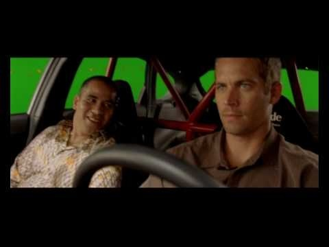 Fast and Furious Bloopers