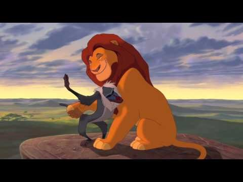 The Lion King 3D Trailer