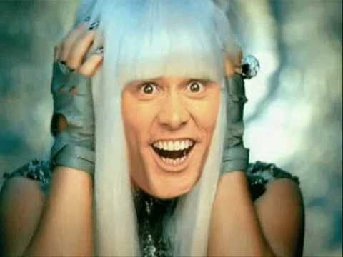 lady gaga ft. jim carrey