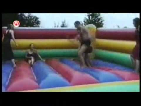 America's Funniest Home Videos Trampolines
