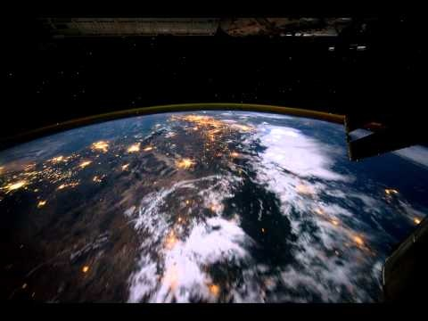 Earth | Time Lapse View from Space | Fly Over | Nasa, ISS