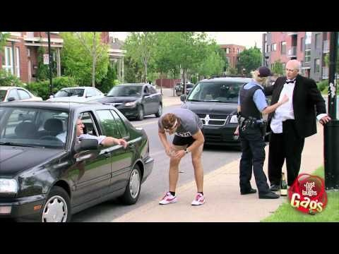 Instant Drunk Driving Prank