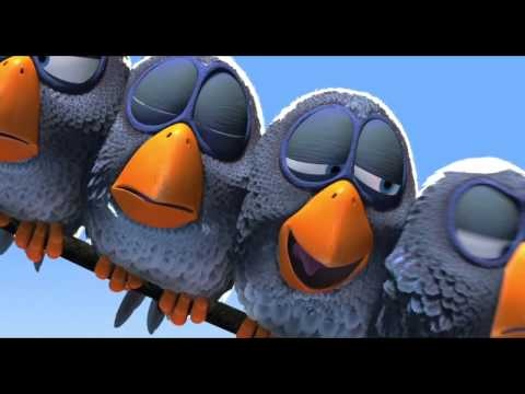 Pixar s Short Film For the Birds
