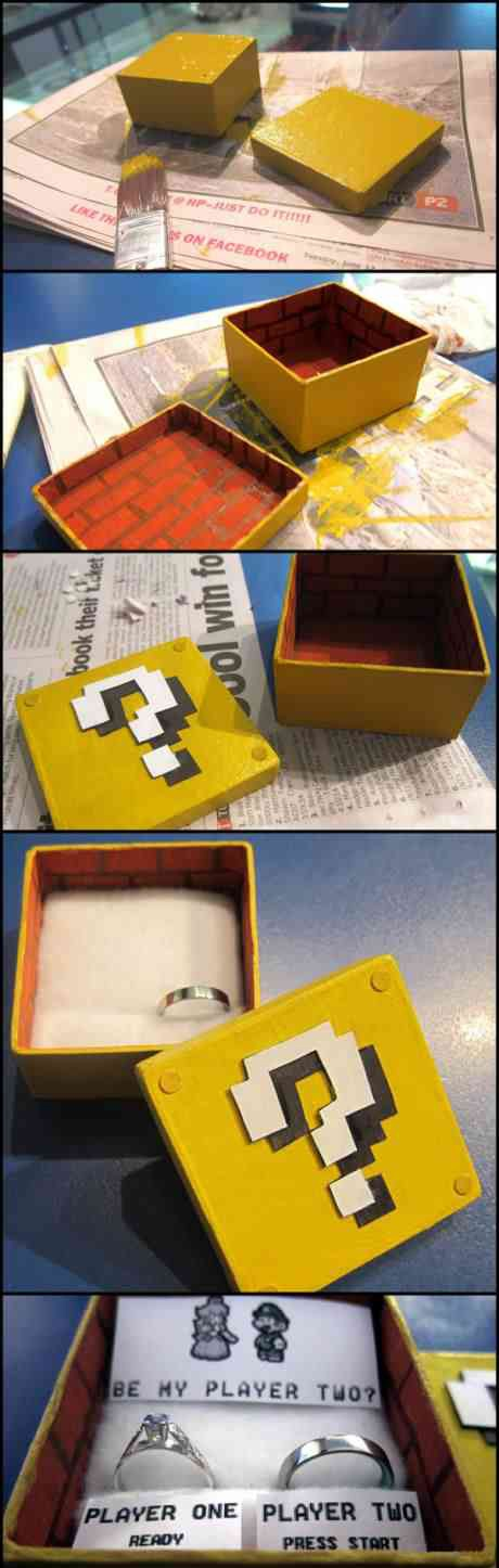 How gamer propose